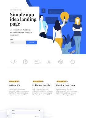 dash-landing-page